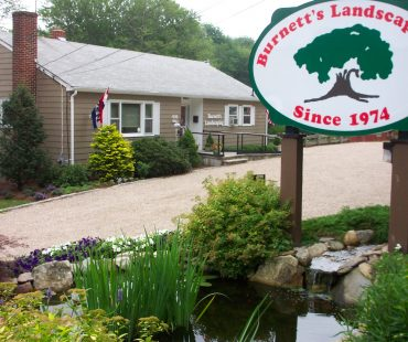 About Burnett's Landscaping in Salem, Connecticut
