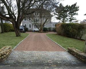 Stone Driveway Paving