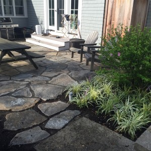 Lawn and Patio Installation